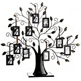 Family Tree Picture Frame With 10 Frames