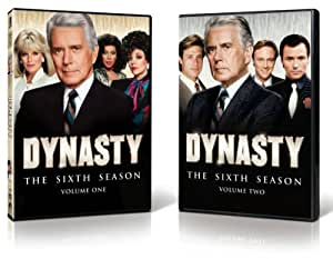 Dynasty: The Sixth Season - 2 Pack (Includes: Dynasty: Season Six, Volume One, Dynasty: Season Six, Volume Two)