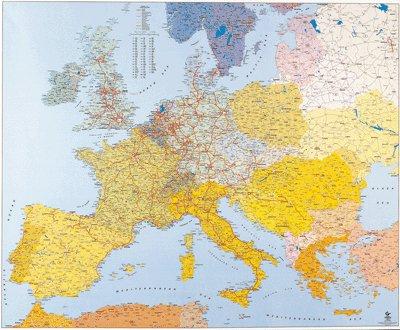 Carte Europe pas cher