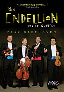 The Endellion String Quartet play Beethoven [DVD] [Reino Unido]