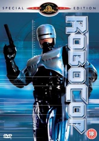 Robocop (Special Edition)[DVD] [1988]