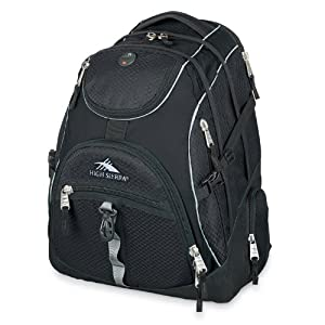 High Sierra Access Pack ,Black , 20x15x9.5-Inch