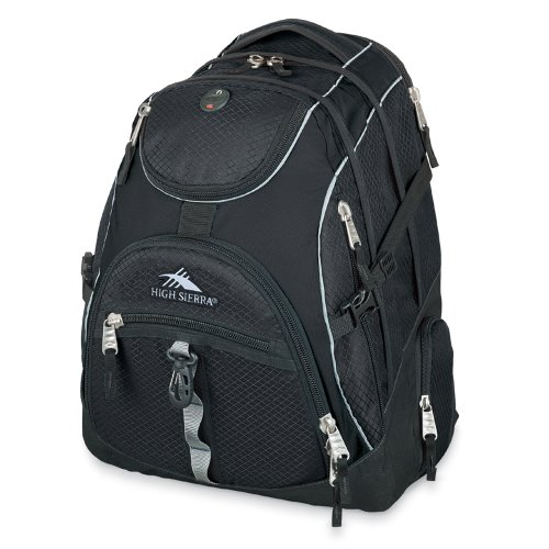High Sierra Access Pack (Black)