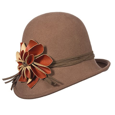 scala-collezione-wool-felt-cloche-with-faux-leather-flower-pecan