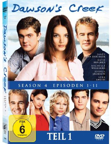 Dawson's Creek - Season 4, Vol.1 [3 DVDs]