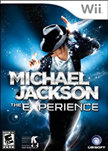 WII Michael Jackson The Experience - Standard Edition