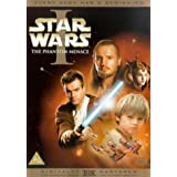 Star Wars: Episode I - The Phantom Menace [DVD] [1999]by Ewan McGregor