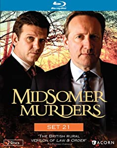 Midsomer Murders, Set 21 [Blu-ray]