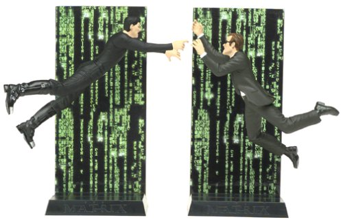 Picture of N2Toys Matrix Neo vs Agent Smith 6