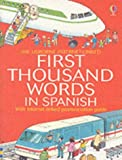 First 1000 Words: Spanish (First Thousand Words Mini)