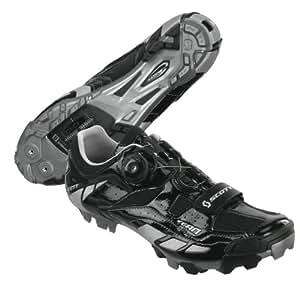 Scott MTB Team Boa Fahrrad Schuhe schwarz/silber 2013: Größe: 47