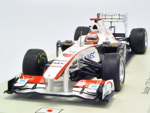 SPARK 1/43 Sauber C30 Ferrari No16 Australia GP 2011 K.Kobayashi