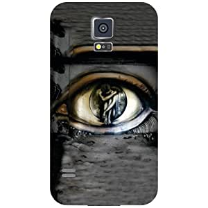 Samsung Galaxy S5 Back Cover - Abstract Designer Cases