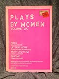 img - for Plays By Women, Vol. 2 book / textbook / text book