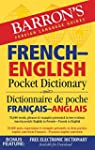 Barron's French-English Pocket Dictio...