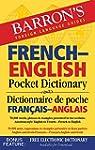 Barron's French-English Pocket Dictio...