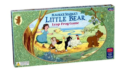 Buy Maurice Sendak's Little Bear Leap Frog Game
