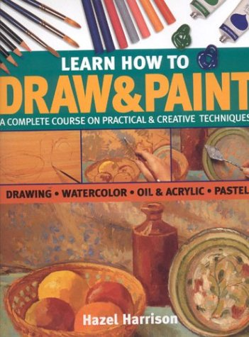 Learn how to draw paint a complete course on practical for Learning to paint and draw