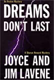 Dreams Don't Last: A Sharyn Howard Mystery (Avalon Mystery)