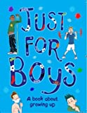 Just for Boys by Crossick, Matt (2008) Hardcover-spiral