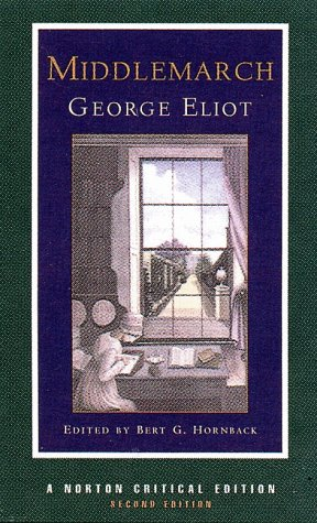 Middlemarch (Norton Critical Editions)