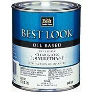 - W54V00701-44 Best Look Polyurethane-INT GLS POLYURETHANE