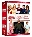 Meet the Parents / Meet the Fockers / Little Fockers [DVD]