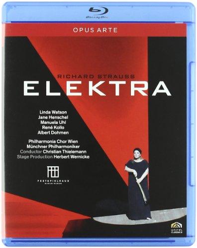 Elektra - Strauss - Blu Ray