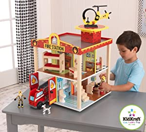 Kidkraft Fire Station Set from KidKraft