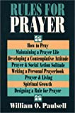 Rules for Prayer