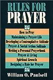 Rules for Prayer
