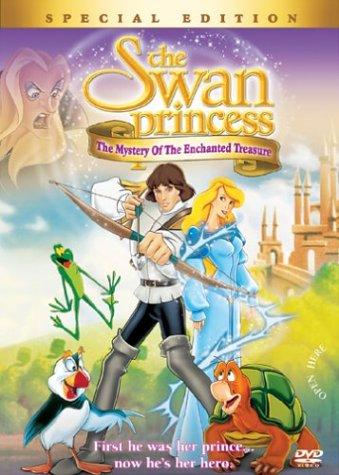 Принцесса Лебедь 3: Тайна заколдованного сокровища