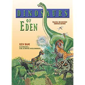 Dinosaurs of Eden: Tracing the Mystery Through History