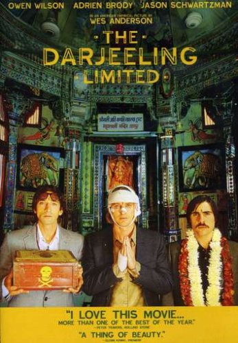 Cover art for  The Darjeeling Limited