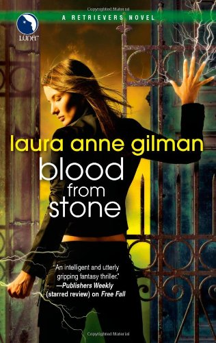 Blood From Stone (Retrievers, Book 6)