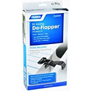 Camco Mfg. Inc./RV 42061 De-Flapper RV Awning Fastener Strap-DE-FLAPPER