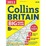 2012 Collins Big Road Atlas Britain (International Road Atlases)by Collins UK