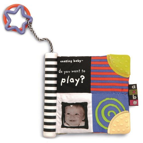 Do You Want To Play Soft Book by Kids Preferred