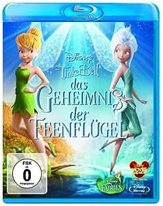 TinkerBell: Das Geheimnis der Feenflügel [Blu-ray]