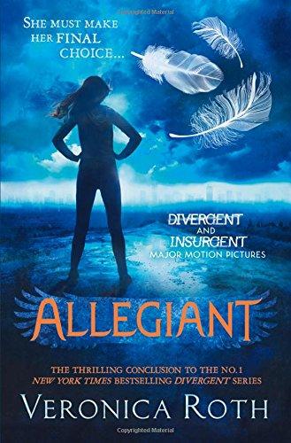 Divergent 3. Allegiant- Format B