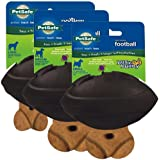 Premier Busy Buddy Rubber Football Extreme Black, Sizes: Small
