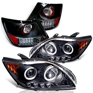 Amazon  Rxmotoring 20052010    Scion       Tc    Headlights Projector  Tail    Light     Automotive