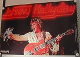 Johnny Hallyday - Concert 1979 - Pavillon De Paris - 40X60 Cm Affiche / Poster