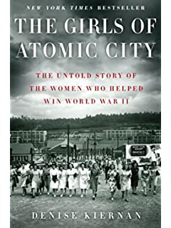 Cover Image of The Girls of Atomic City
