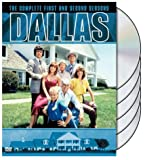 Dallas: The Complete First and Second Seasons [5 Discs]
