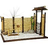 Oriental Furniture Zen Bamboo Mini Garden