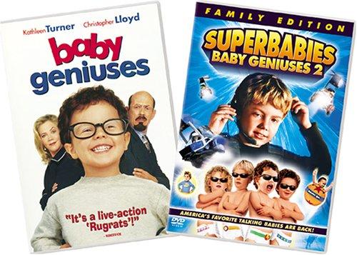 Baby Geniuses & Baby Geniuses 2 [DVD] [Import]
