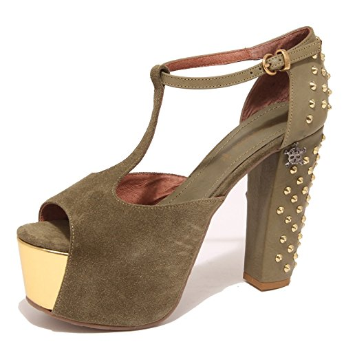 83442 sandalo HAPPINESS SHOES scarpa donna shoes women [36]