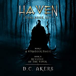 Haven Series Collection Audiobook