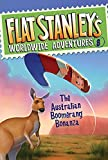 img - for Flat Stanley's Worldwide Adventures #8: The Australian Boomerang Bonanza book / textbook / text book